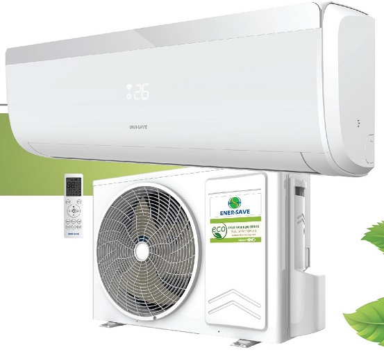 Wall Mounted R290 Air Conditioner 3 Star Rating