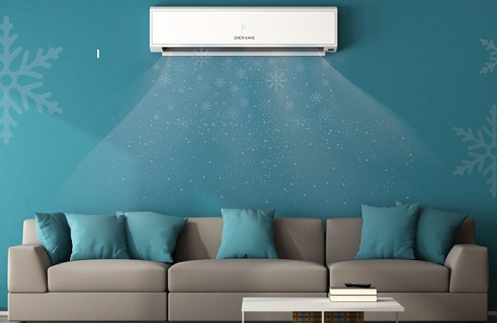 Use R290 environmental friendly Wall Mounted Air Conditioner.